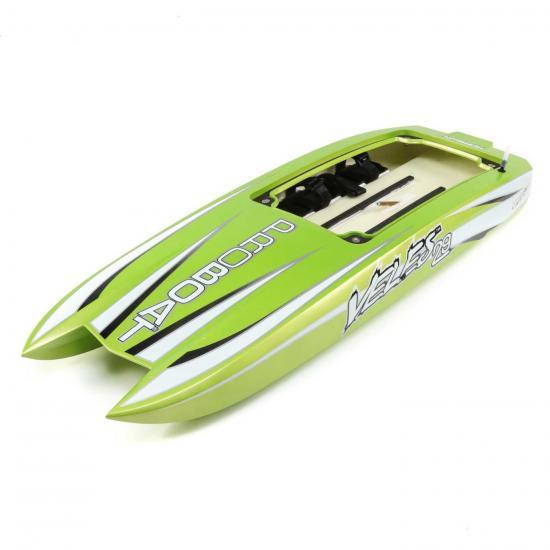 Hull: Veles 29-inch Catamaran Brushless: RTR