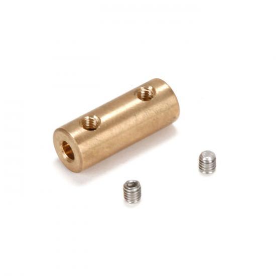 Motor Coupler 3.3mm(Motor)/3mm (Flexshaft) ** CLEARANCE **