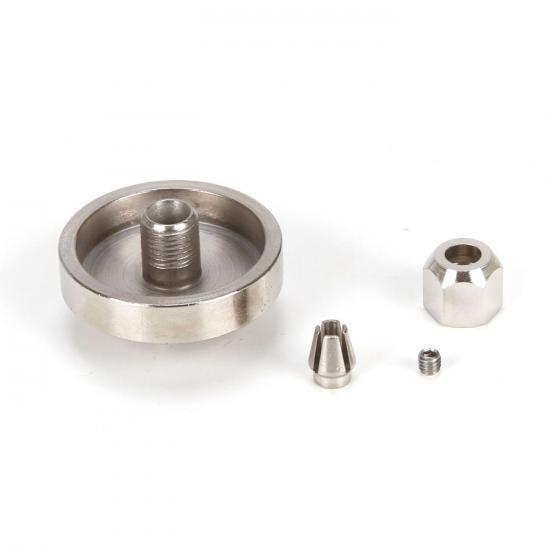 Motor Coupler 5mm Mtr x 3.7mm Flx Sahft: Recoil 26