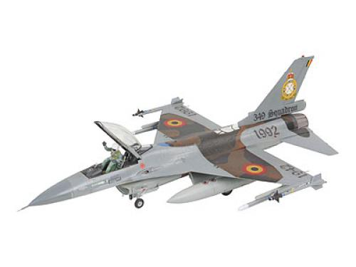 Wheelspin Racing F-16A Fighting Falcon 1:72 Starter Set