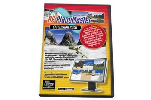 RC Plane Master Expansion Pack