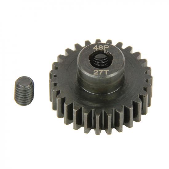 Pinion Gear, 48P, Steel 27T