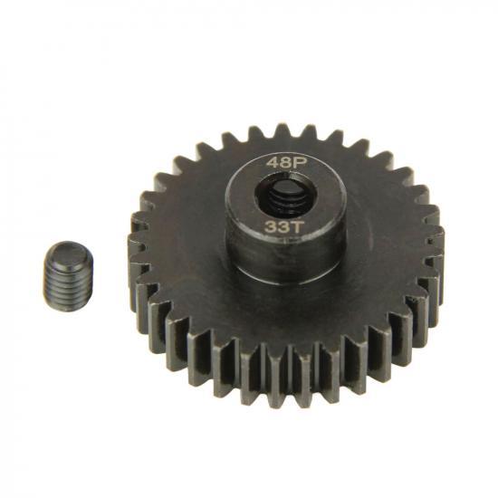 Pinion Gear, 48P, Steel 33T