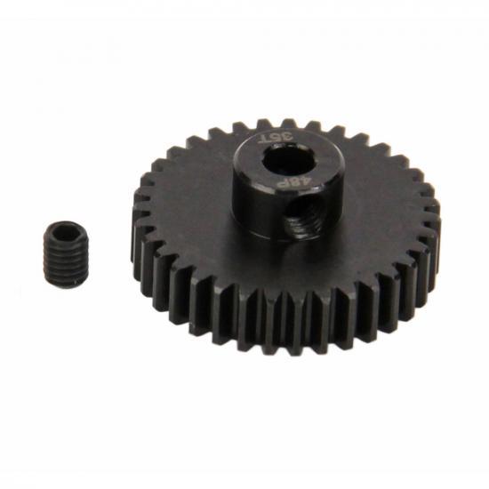 Pinion Gear, 48P, Steel 35T