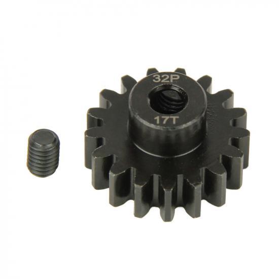 Pinion Gear, 32P, Steel 17T