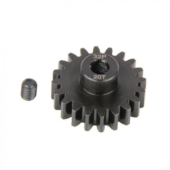 Pinion Gear, 32P, Steel 20T