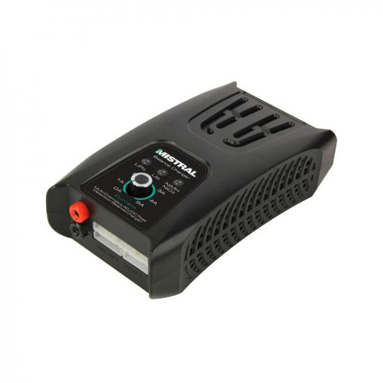 Radient Mistral LED LiPo/NiMH 5A Charger