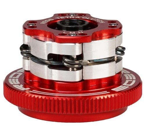 REDS Tetra Clutch System - 32mm Adjustable 4 Shoe - V3 (No Clutch Bell)