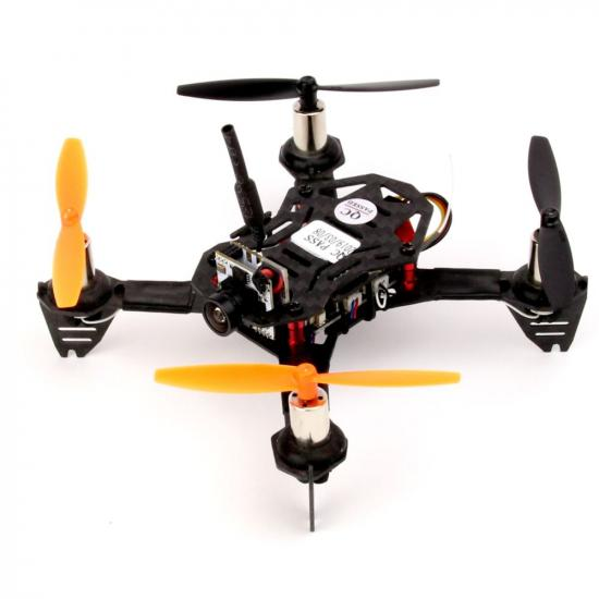 RadioLink F110S Mini Racing Quadcopter with Camera and VTx (No Transmitter)