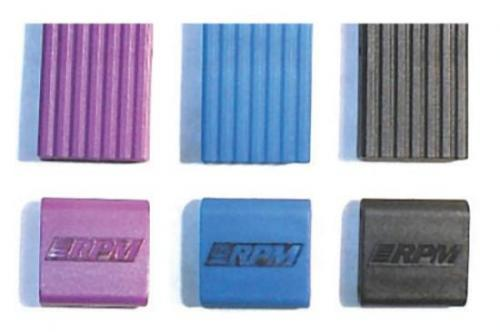RPM T/E-MAXX Bulkhead Braces - Black
