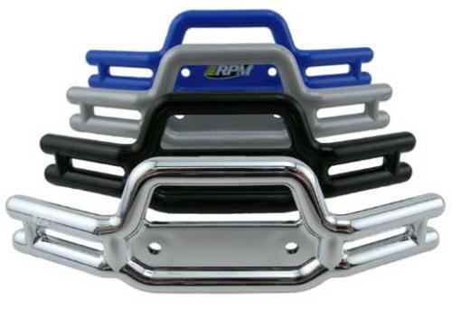 RPM Tubular Front Bumper For Traxxas REVO - Black