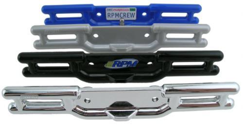 RPM Tubular Rear Bumper For Traxxas REVO - Black