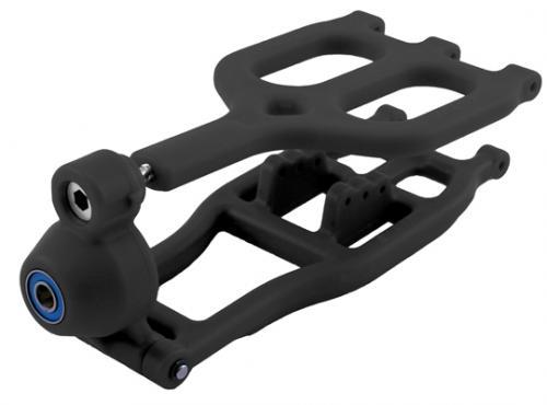 RPM T/E-Maxx True-Track Rear A-arm Conversion - Black