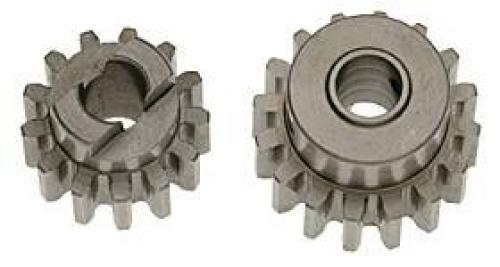 Robinson Racing Steel Topshaft Compound Gear - fits Revo 2.5/3.3 and T-MAXX 3.3 - Close Ratio (13t - 16t)