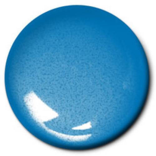 Metallic Blue Paint For RC Polycarbonate Bodyshells - Airbrush Jar - Bulk Pack Of 6