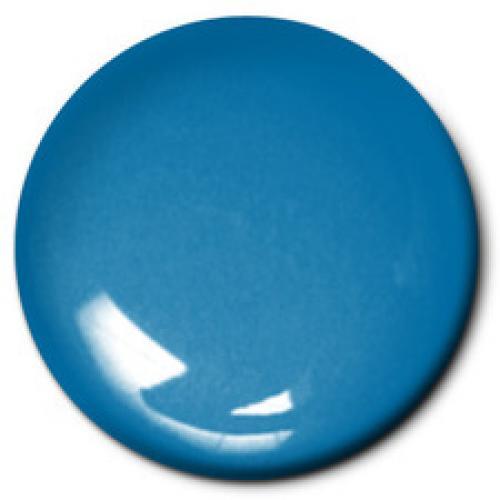 True Blue Pearl Paint For RC Polycarbonate Bodyshells - Airbrush Jar - Bulk Pack Of 6