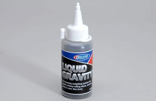 Liquid Gravity Metal Shot Ballast