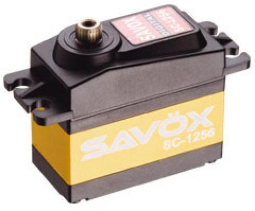 Savox 1258 Servo - 12Kg/cm - 0.08 Sec