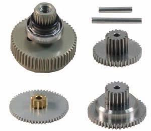 Savox Sa1258 Titanium Gear Set