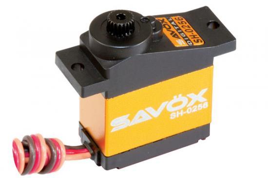 Savox SH0256 Micro Digital Heli/Parkfly Servo - 4.6kg