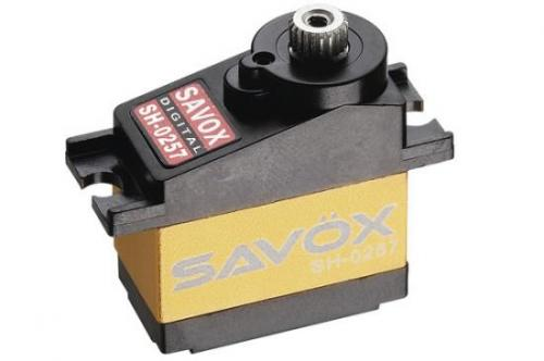 Savox SH0257 Micro Digital Servo - 2.2KG