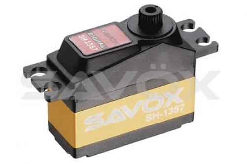 Savox SH1357 Mini Size Servo - 2.5Kg/cm - 0.07 Sec