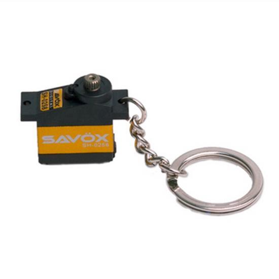 Savox Promotional Key Chain