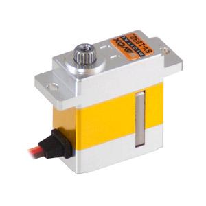 Savox SV1232MG High Voltage Micro 400 Size Alloy Case Servo -5KG - 0.05
