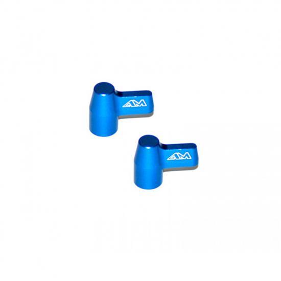 Battery Thumb Nut Set (7075)
