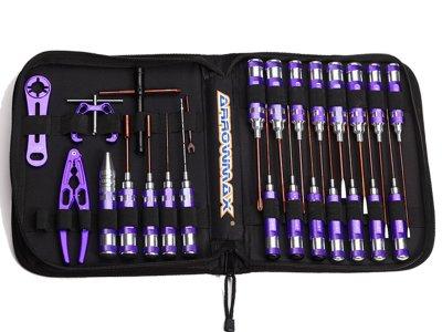 Tool Set with Toolbag - 25pcs