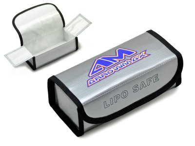 Lipo Safe Bag (185 x 75 x 60mm)