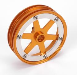 Alum Front Wheel WZ Weight - M5 Race