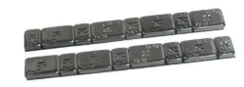 CORE RC - Black X-Weights 16pcs