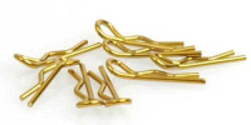 Small Body Clip 1/10 - Gold (8)