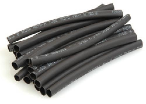 Heatshrink 5.0mm dia Black - 20pcs