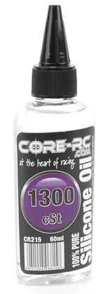 CORE R/C Silicone Oil - 1300cSt (100wt) - 60ml