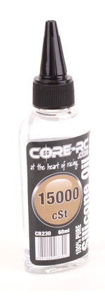CORE RC Silicone Oil - 15000cSt - 60ml