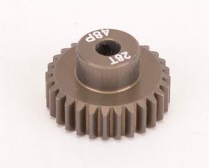Pinion Gear 48DP 28T (7075 Hard Alloy)