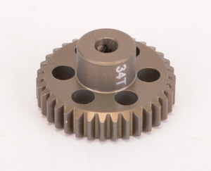 Pinion Gear 48DP 34T (7075 Hard Alloy)