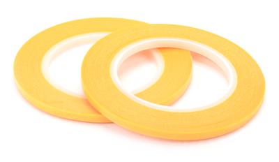 Precision Masking Tape 3mm x 18M - 2pcs