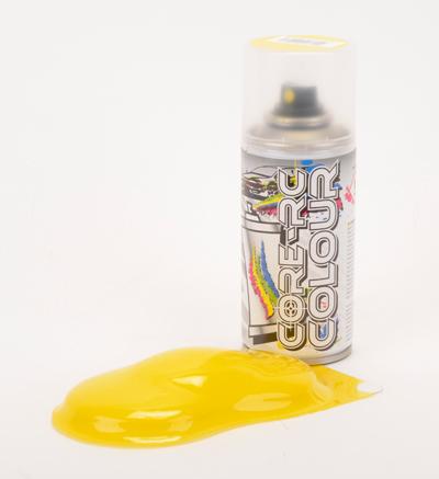 Core RC Aerosol Paint - Yellow Taxi