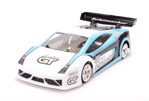 Schumacher SupaStox GT12 Body - Type L