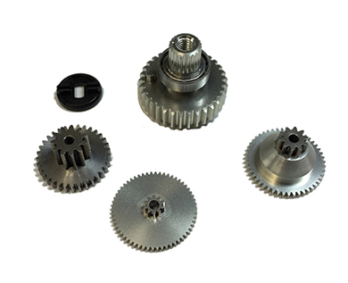Alloy Gear for RSx2 Power