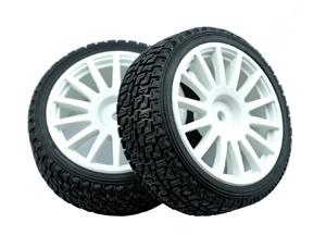 Rally Tire Set