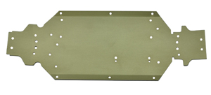 Short Chassis Plate Alloy