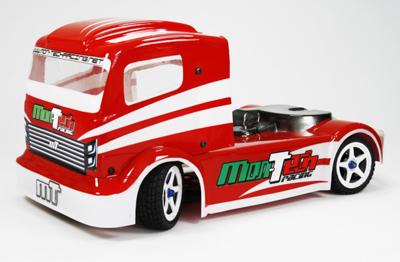 Montech M Truck - 190mm Clear Bodyshell