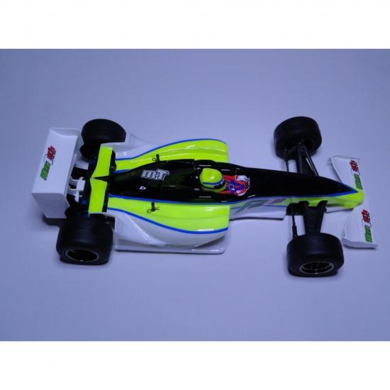Montech F2011 F1 Clear Bodyshell