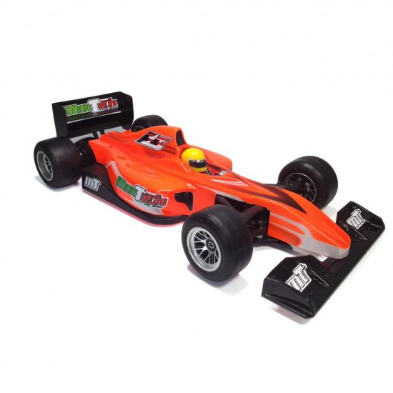 Montech F13 F1 Clear Bodyshell