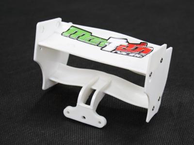 Montech-Wing F1 Rear - White