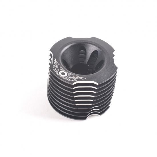 Turning Cylinder Head Black - NRB-5